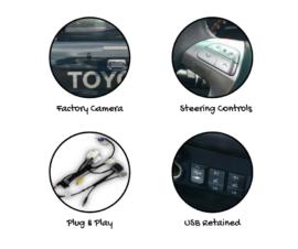 Kenwood DDX919WS forToyota HiluxStereo Upgrade | 2014 to 2015