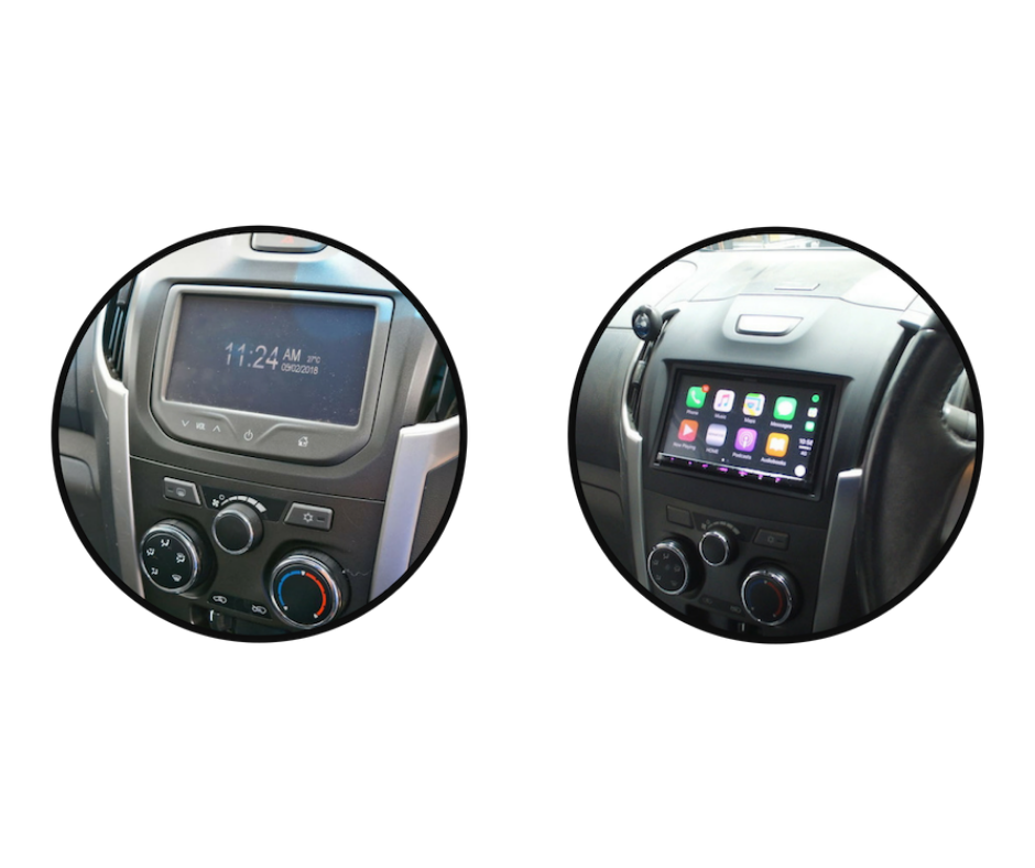 Kenwood DDX9020DABS for Holden Colorado Stereo Upgrade | 2012 to 2016 MyLink Models
