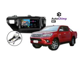 Kenwood DDX919WS forToyota HiluxStereo Upgrade | 2016 to 2019