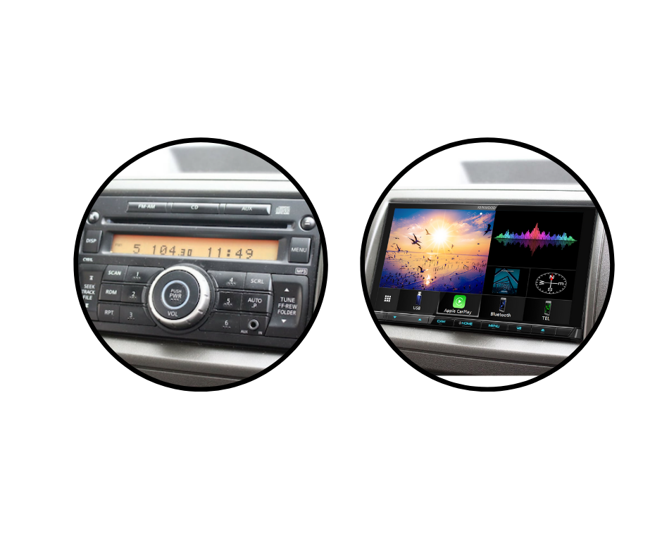 Kenwood DDX9020DABS for R51 Nissan Pathfinder Stereo Upgrade | 2005 to 2014