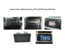Kenwood DDX9019DABS forToyota Hilux Stereo Upgrade | 2006 to 2013