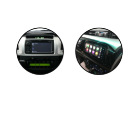 Kenwood DMX8019S for Toyota Hilux Stereo Upgrade | 2006 to 2013
