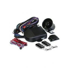 Mongoose M60S Car Alarm & Immobiliser System