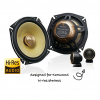 "Kenwood KFC-XS1703 High Resolution 6.5"" Component Speakers 