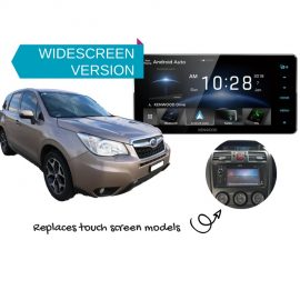 Kenwood DDX918WS for Subaru Forester SJ 2013 to 2014   Stereo Upgrade