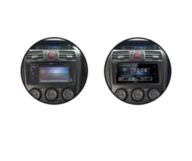 Kenwood DDX919WS for Subaru Forester SJ Stereo Upgrade | 2013 to 2014