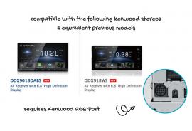 Integrated HEMA Maps for Kenwood Stereos DDX9 & DMX Models | 4WD Tracks & Trails