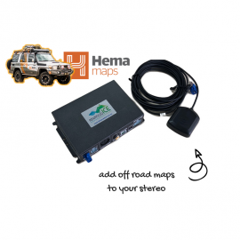 Integrated HEMA Maps for Kenwood Stereos DDX9 & DMX Models | 4WD Tracks & Trails