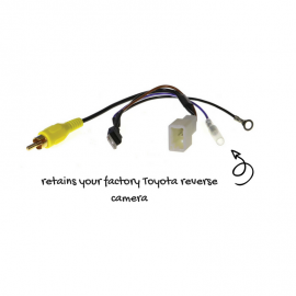 4 Pin Camera Adapter for Toyota