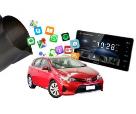 Kenwood DMX8018S forToyota Corolla 2012 to 2016 | Stereo Upgrade
