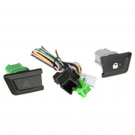 FP8083HZ Hazard & Lock Switch