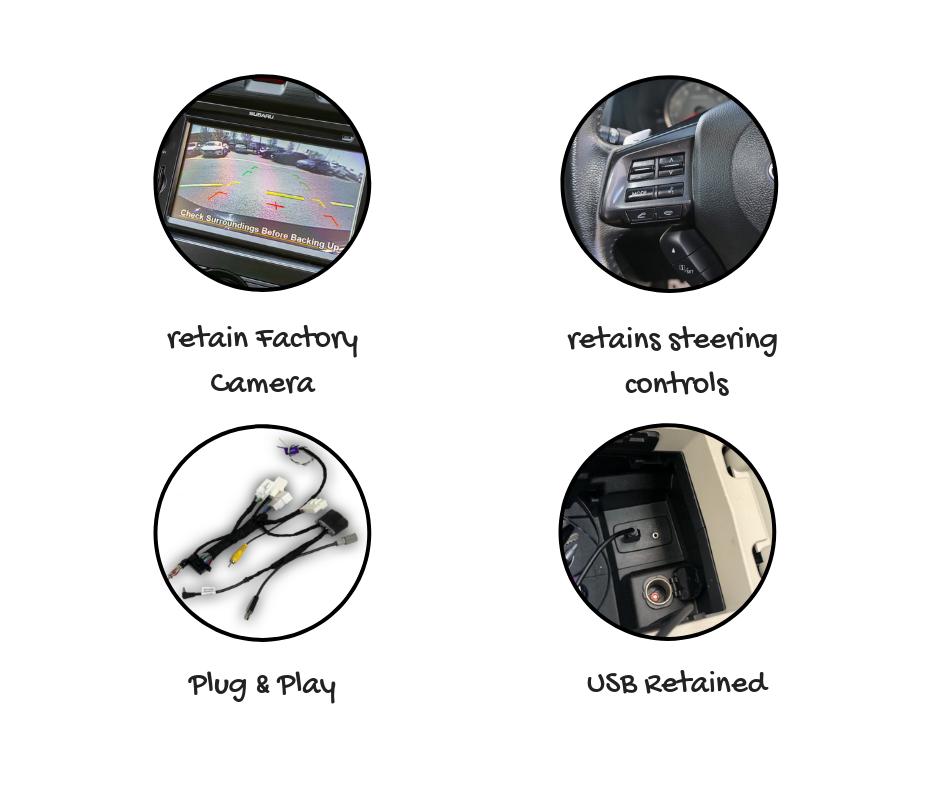 AutoChimp AC-XV-HRN Kenwood Stereo Install Harness