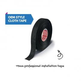 Tesa Cloth Tape 51608 Fleece Interior Insulation Tape