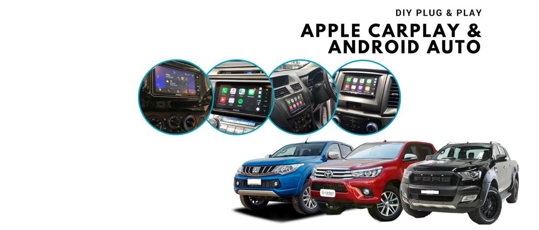 Apple CarPlay & Android Auto Upgrades