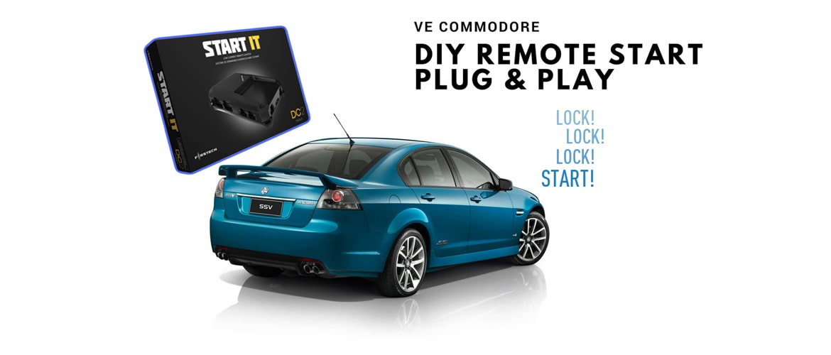 VE Commodore Remote Start