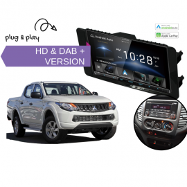 Kenwood DDX9018DABS for Mitsubishi Triton MQ - 2015 to 2018 | Stereo Upgrade