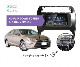 Kenwood DDX9018DABS for Toyota Camry - 2012 to 2018 | Stereo Upgrade