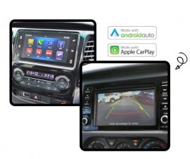 Kenwood DDX9018DABS for Mitsubishi Triton MQ - 2015 to 2018   Stereo Upgrade