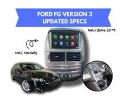 Ford Falcon FG MK2 Stereo