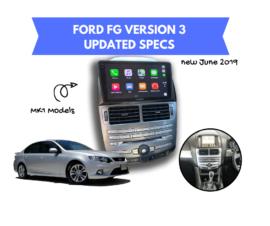 Ford Falcon FG MK1 Stereo