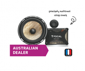 """Focal PS165FX 6.5"""" Flax 2-Way Component Speaker Kit"""