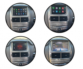 Kayhan Ford Falcon FG MK2 Stereo Upgrade - Ford FG Android ICC Replacement