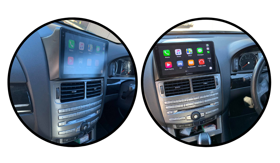 Kayhan Ford Falcon FG MK1 Stereo Upgrade - Ford FG Android ICC Replacement
