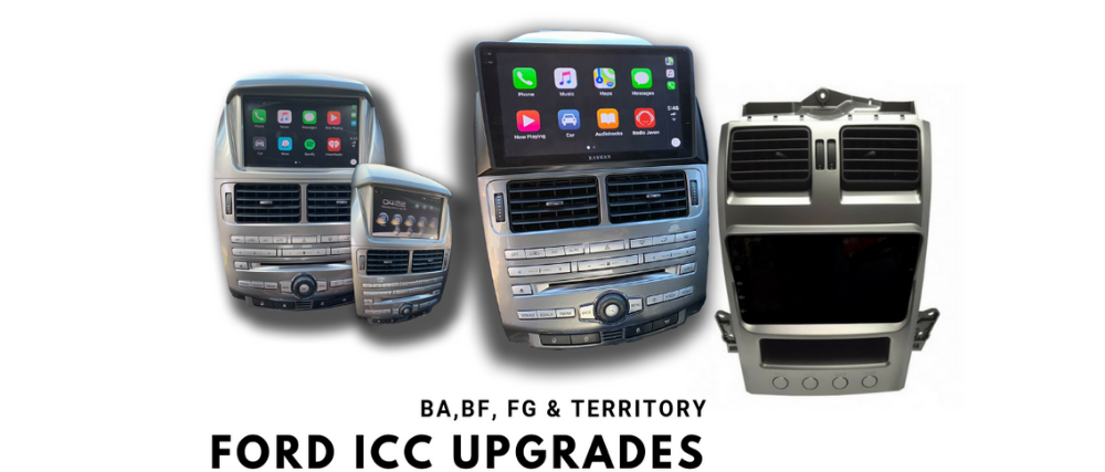 Ford ICC Upgrades