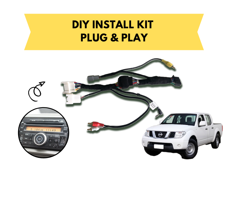 Nissan Navara Radio Wiring Diagram on