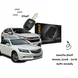 Honda Remote Start AC-RS-HA3 | Auto Models 2008 - 2018