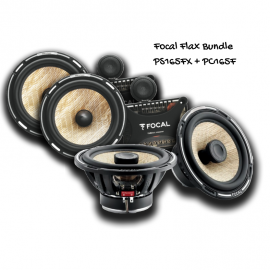 Focal Flax FX Speaker Bundle PS165FX & PC165F