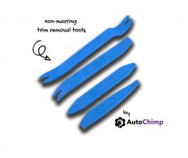AutoChimp Non Marring Trim Tool Kit | Panel Removal Tool
