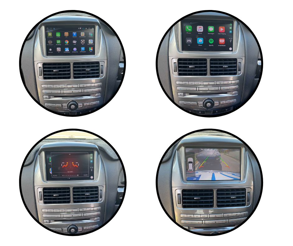 Kayhan Ford Territory SZ Stereo Upgrade - Ford Android ICC Replacement    2011 to 2016 Models