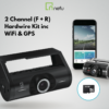 NEFU PLABO Full HD Dash Camera 16gb 2 Channel
