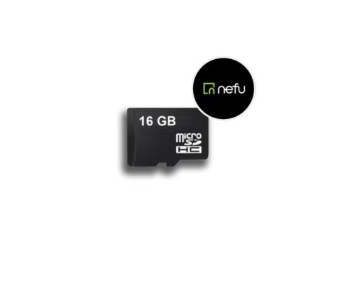 Nefu PLABO 16gb Micro SD Card