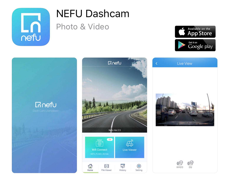 Nefu Mobile App
