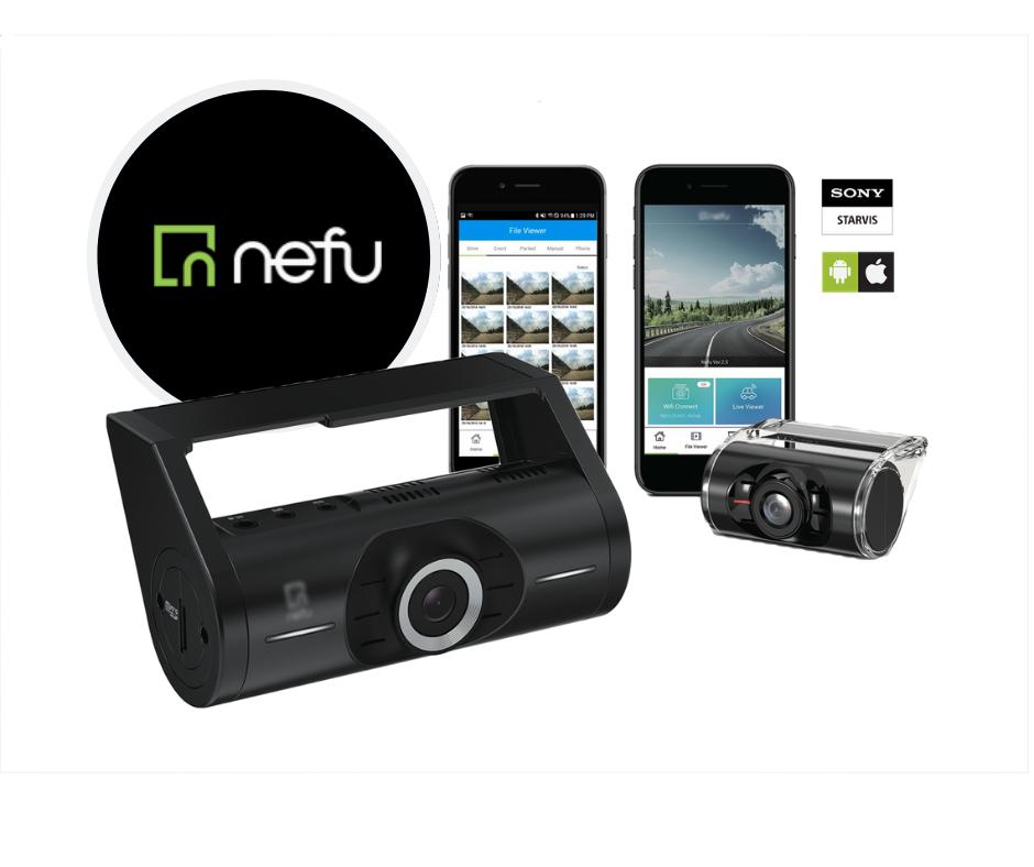 Nefu Dash Cameras Australia