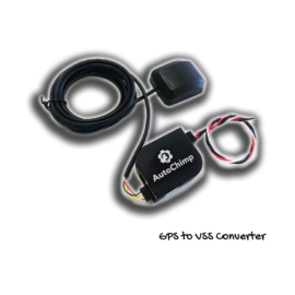 AutoChimp GPS to VSS Converter | VSS Wire Simulator for Aftermarket Stereo | GPS-VSS