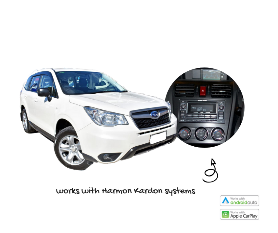 Kenwood DDX9020DABS for Subaru Forester SJ Stereo Upgrade | 2013 to 2014