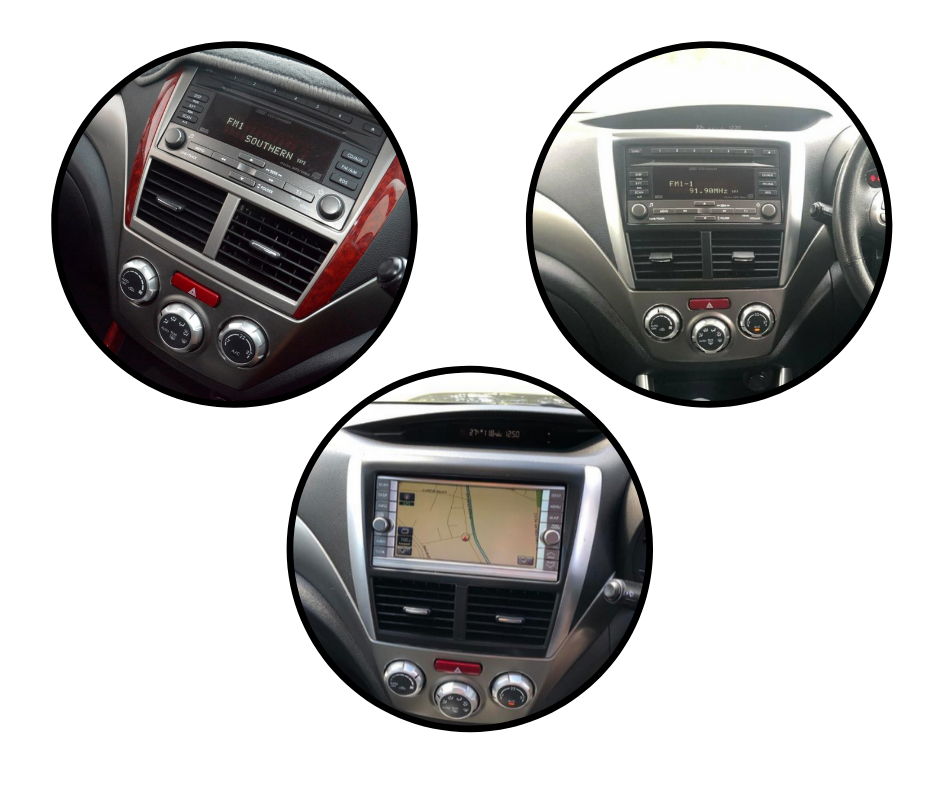 Kenwood DDX9020DABS for Subaru Forester SH Stereo Upgrade | 2008 to 2012