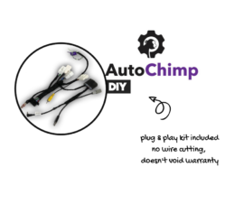 AutoChimp AT8 Stereo Upgrade for N80 Toyota Hilux | 2016 to 2019