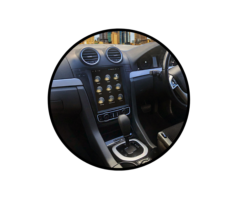 Kayhan Holden VE Commodore Series 2 Stereo Upgrade   VE ICC Replacement