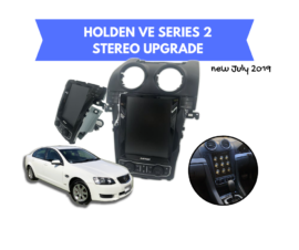 Kayhan Holden VE Commodore Series 2 Stereo Upgrade | VE ICC Replacement