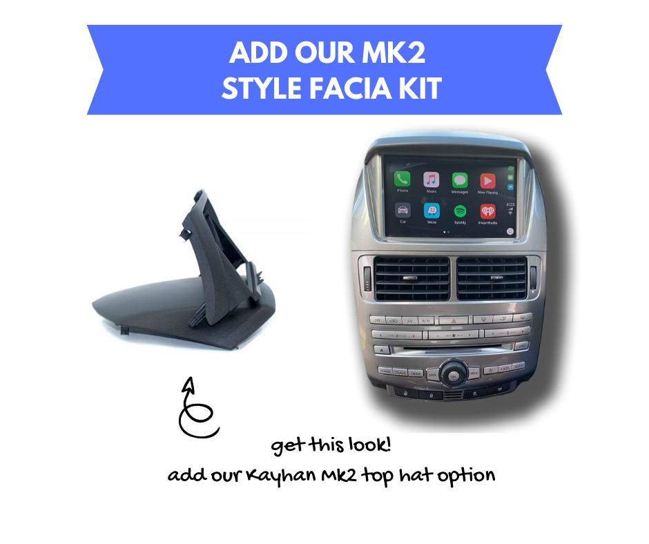 Kayhan Ford Falcon FG MK2 Top Hot