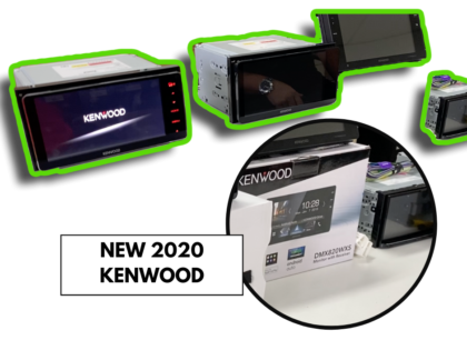Kenwood DDX920WDABS & Kenwood DDX9020DABS First Look