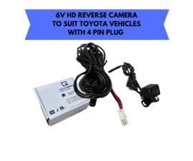 SoundSkins Vision 6v Reverse Camera for Toyota | SSVISION-TOY