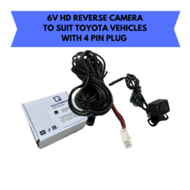 SoundSkins Vision 6v Reverse Camera for Toyota | SSVISION-TOY