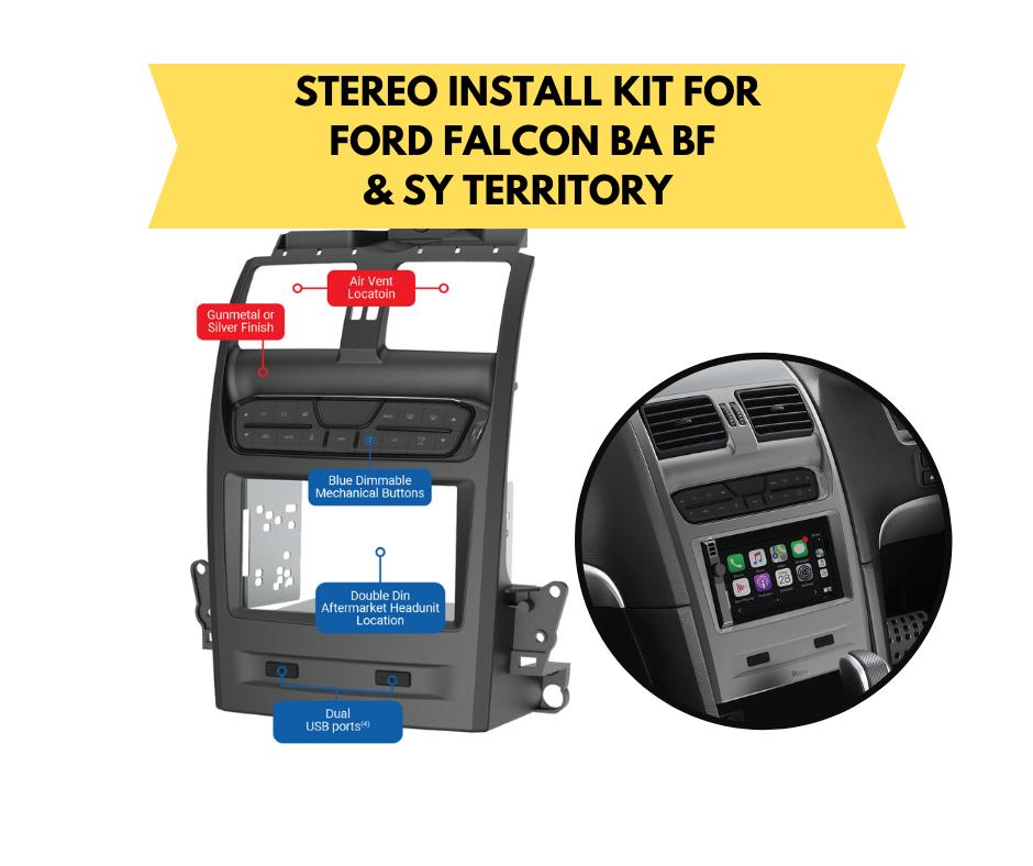Aerpro FP9750 Stereo Install Kit